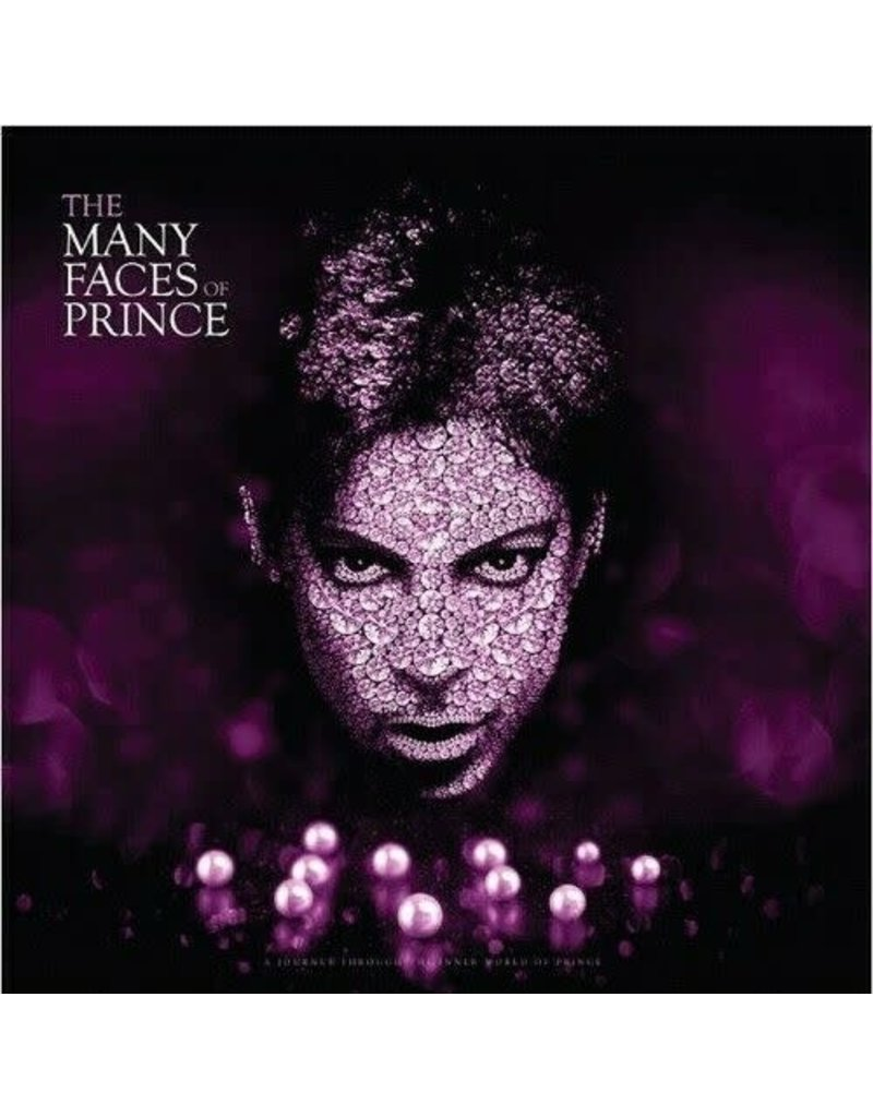 FS Various Artists – The Many Faces Of Prince (A Journey Through The Inner World Of Prince) 2LP