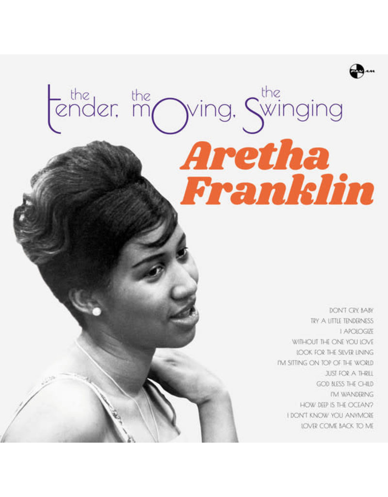 FS Aretha Franklin ‎– The Tender, The Moving, The Swinging LP