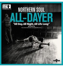 FS Various Artists - Northern Soul All-Dayer LP