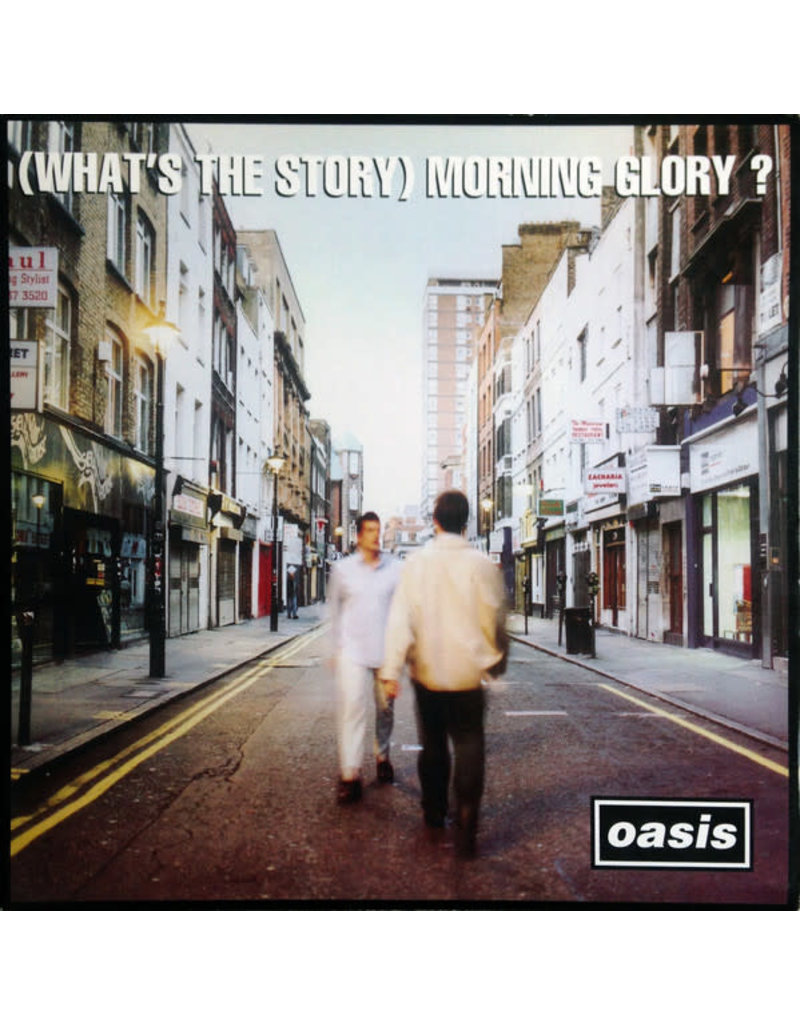 RK Oasis - (What's The Story) Morning Glory? 2LP (Reissue)