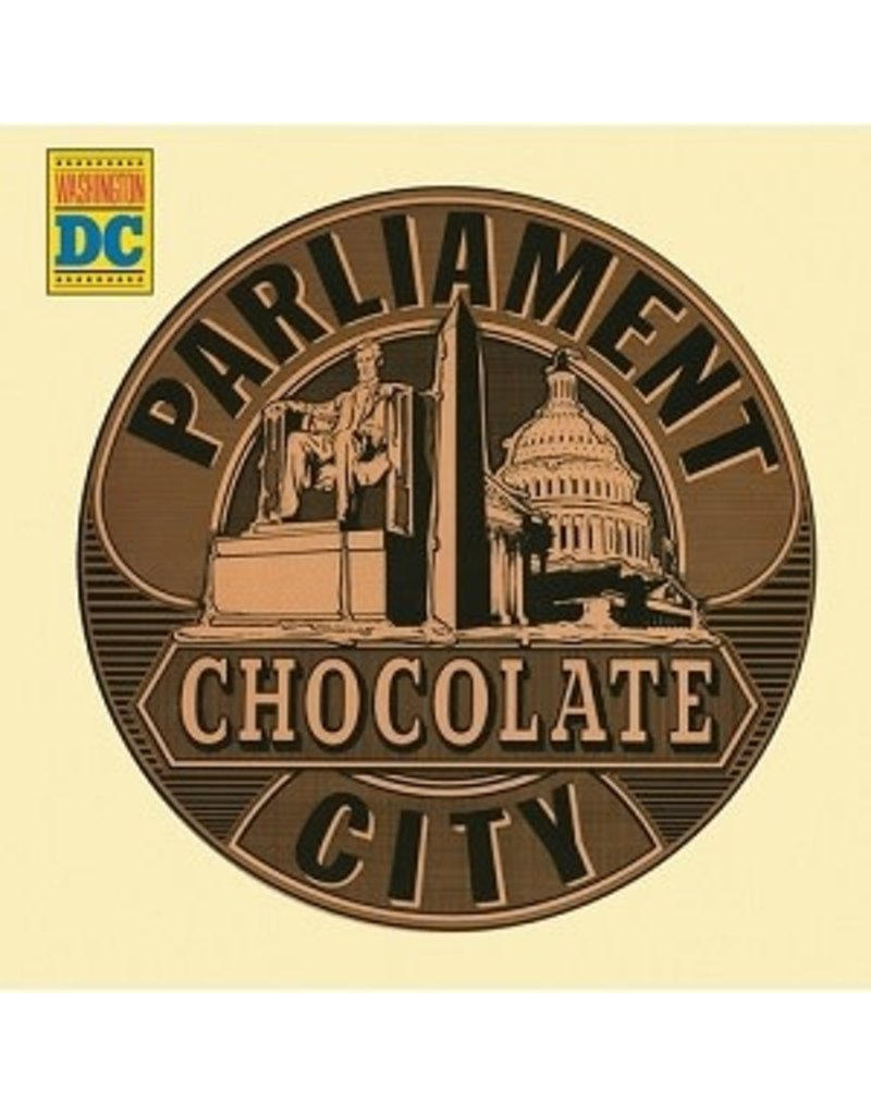 FS Parliament ‎– Chocolate City LP