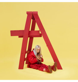 PO Billie Eilish ‎– Don't Smile At Me LP