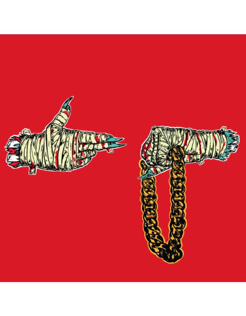 HH Run The Jewels – Run The Jewels 2 (Teal Coloured Vinyl) 2LP