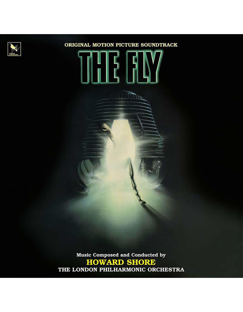 Howard Shore - The Fly (Original Motion Picture Soundtrack) [Fog Green Vinyl] LP