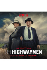 Thomas Newman ‎– The Highwaymen (Original Motion Picture Soundtrack) [180g/Limited Blood Red Vinyl] 2LP