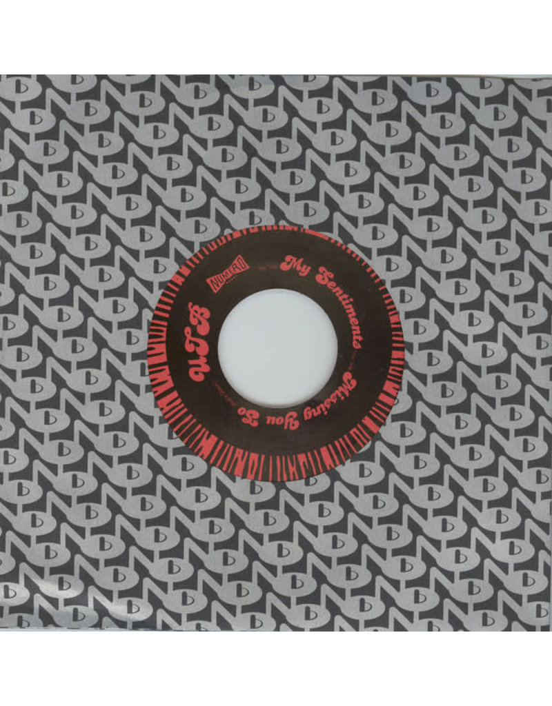 """FS Universal Togetherness Band – My Sentiments / Missing You So 7"""""""