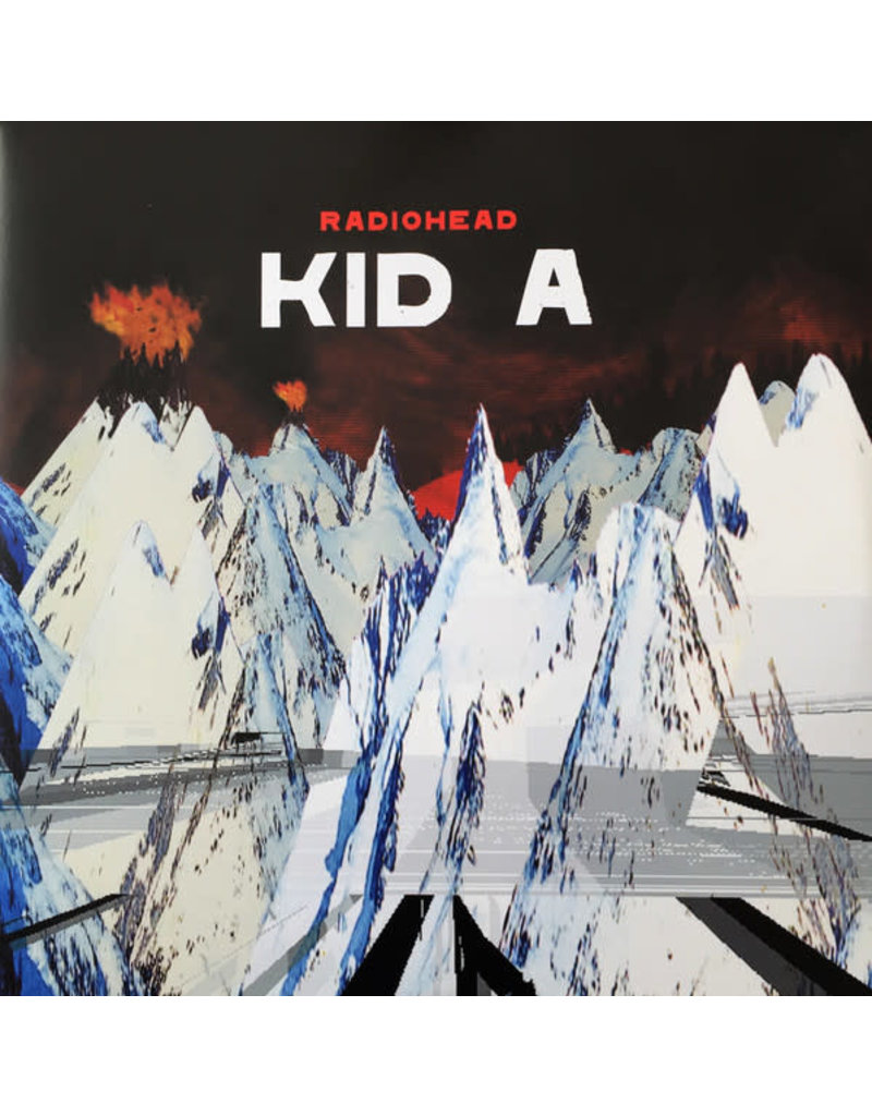 RK Radiohead ‎– Kid A 2LP