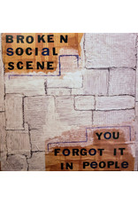 RK Broken Social Scene – You Forgot It In People 2LP
