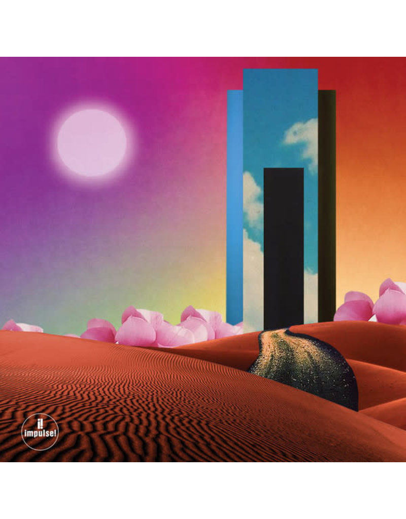 JZ The Comet Is Coming ‎– Trust In The Lifeforce Of The Deep Mystery LP