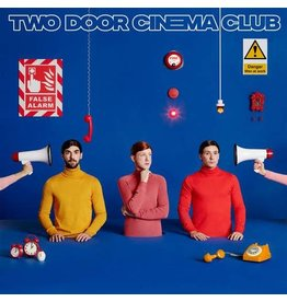 RK Two Door Cinema Club ‎– False Alarm LP