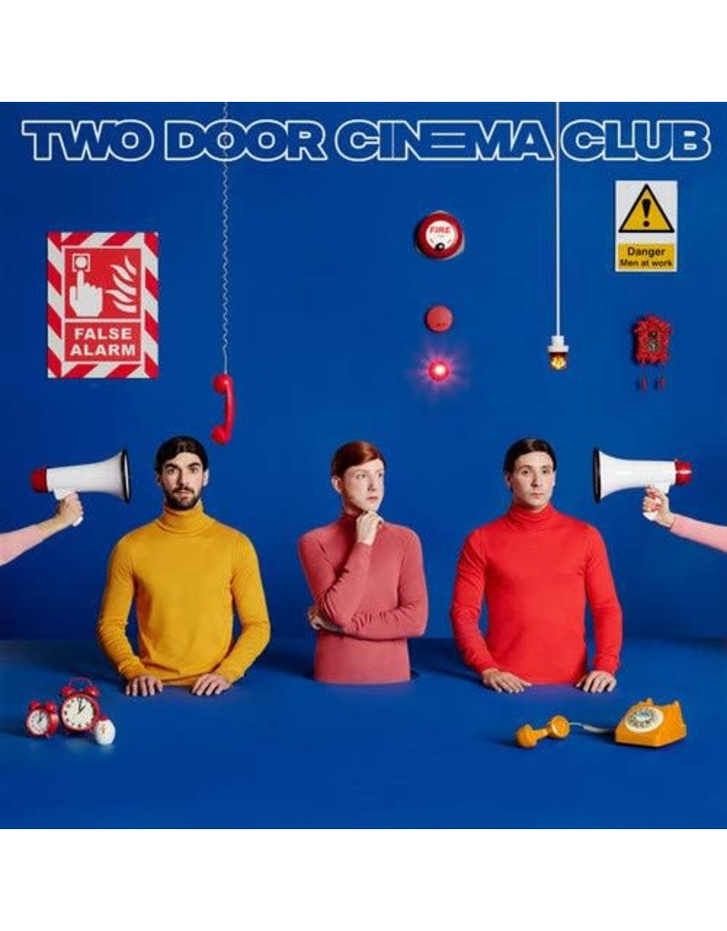 RK Two Door Cinema Club – False Alarm LP