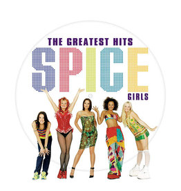 PO Spice Girls ‎– The Greatest Hits (Picture Disc) LP
