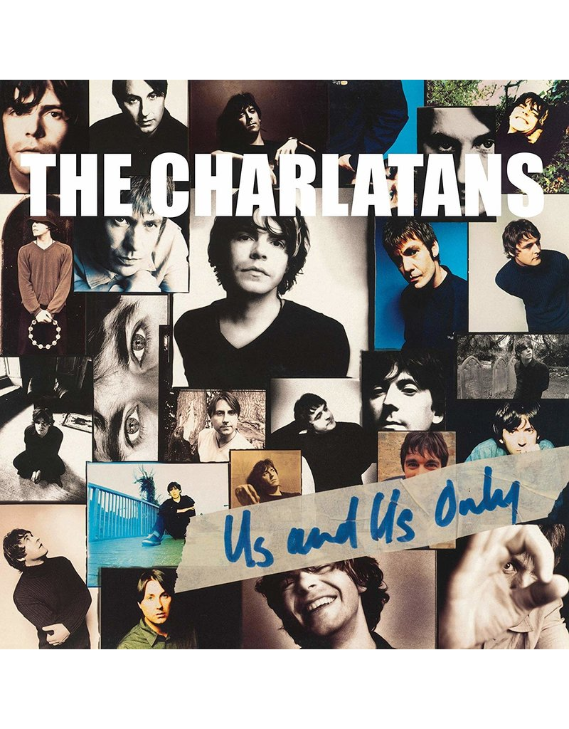 RK The Charlatans ‎– Us And Us Only [RSD2019] LP