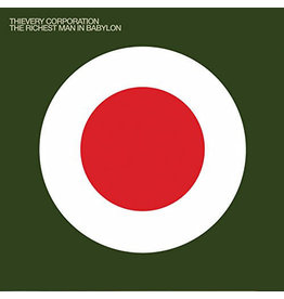 EL Thievery Corporation ‎– The Richest Man In Babylon 2LP