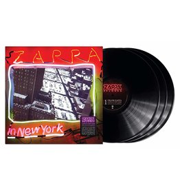 RK Frank Zappa – Zappa In New York (40th Anniversary Edition) 3LP