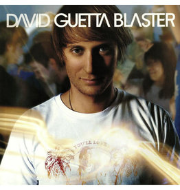 EL David Guetta ‎– Guetta Blaster (Limited Gold Vinyl) 2LP