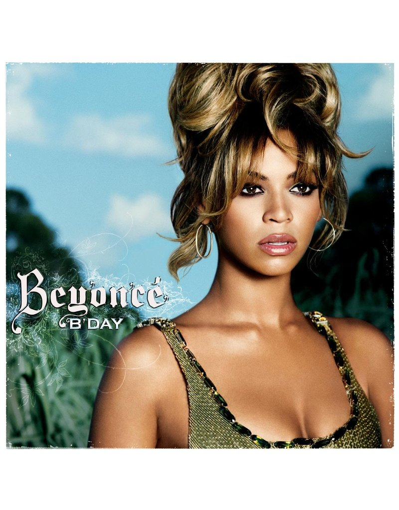 FS Beyonce ‎– B'Day 2LP