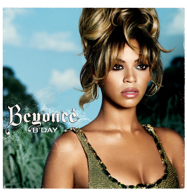 beyonce b day album capa