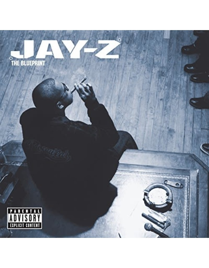 HH Jay-Z ‎– The Blueprint 2LP