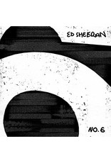 Ed Sheeran - No. 6 Collaborations Project 2LP