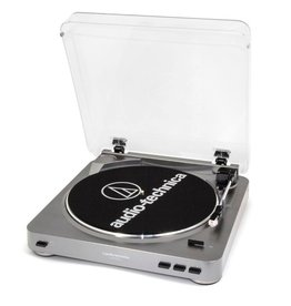 AUDIO TECHNICA AUDIO TECHNICA - ATLP-60 FULLY AUTOMATIC BELT-DRIVE STEREO TURNTABLE SYSTEM