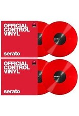 SERATO PERF SERIES CONTROL VINYL - RED DOUBLE