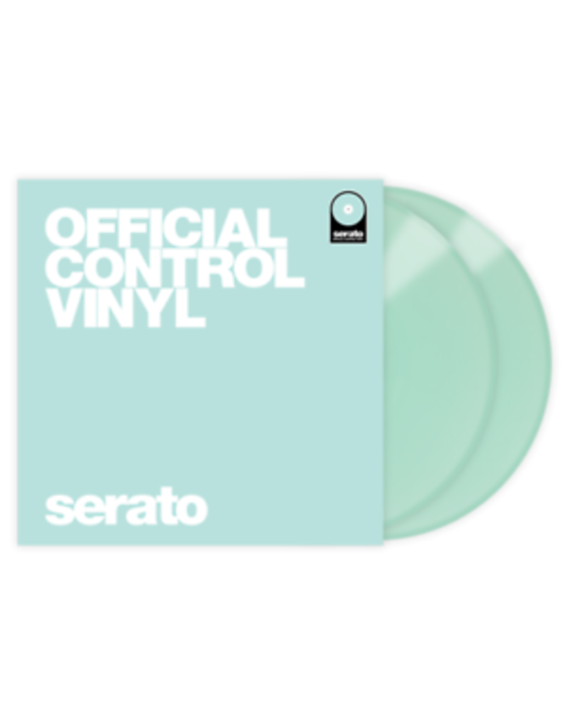 SERATO PERF SERIES CONTROL VINYL - GLOW DOUBLE [Notes]