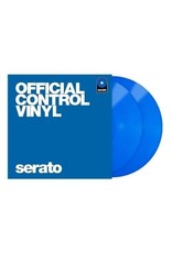 SERATO PERF SERIES CONTROL VINYL - BLUE DOUBLE
