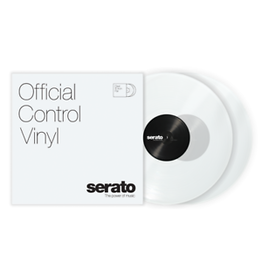 SERATO PERF SERIES CONTROL VINYL - CLEAR DOUBLE