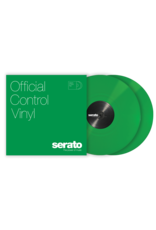 SERATO PERF SERIES CONTROL VINYL - GREEN DOUBLE