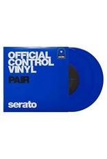 """SERATO CONTROL VINYL 7"""" PAIR BLUE"""