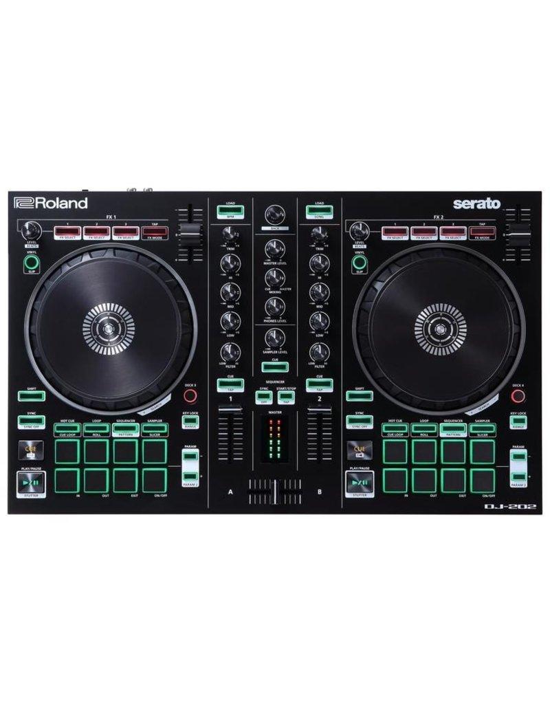 ROLAND ROLAND DJ-202 CONTROLLER