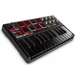 AKAI AKAI MPKMINI2 BLACK PRODUCTION CONTROLLER