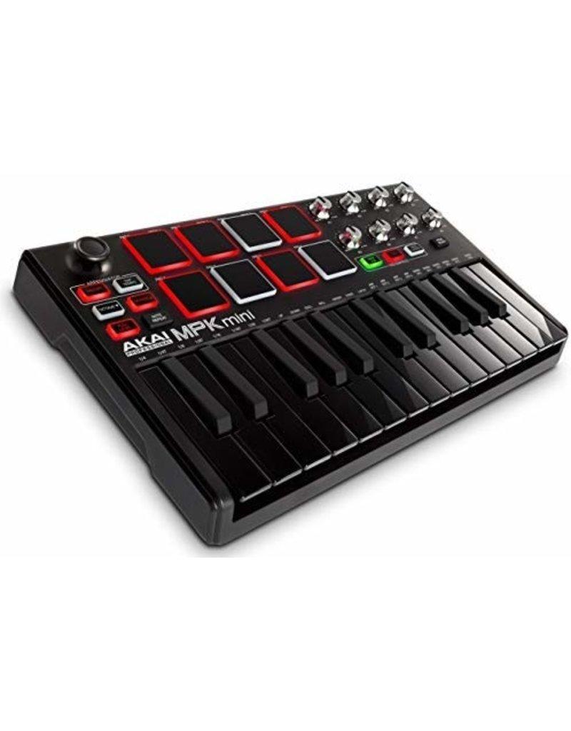 AKAI AKAI MPK MINI2 BLACK Portable MIDI Controller