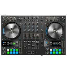 NATIVE INSTRUMENTS Native Instruments - Traktor Kontrol S4 Mk2 Controller