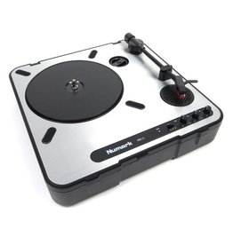 NUMARK NUMARK - PT01 PORTABLE USB TURNTABLE