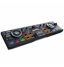 NUMARK NUMARK DJ2GO2 POCKET DJ CONTROLLER W/ AUDIO INTERFACE