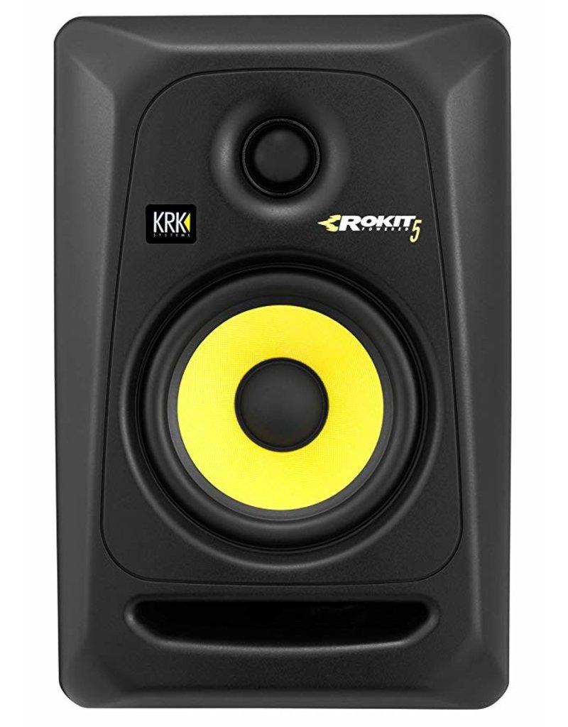 """KRK -  Rokit RP5-G3 GENERATION 3 5"""" Studio Monitor 120V"""