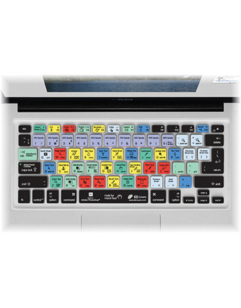 KB Covers - Photoshop Keyboard Cover