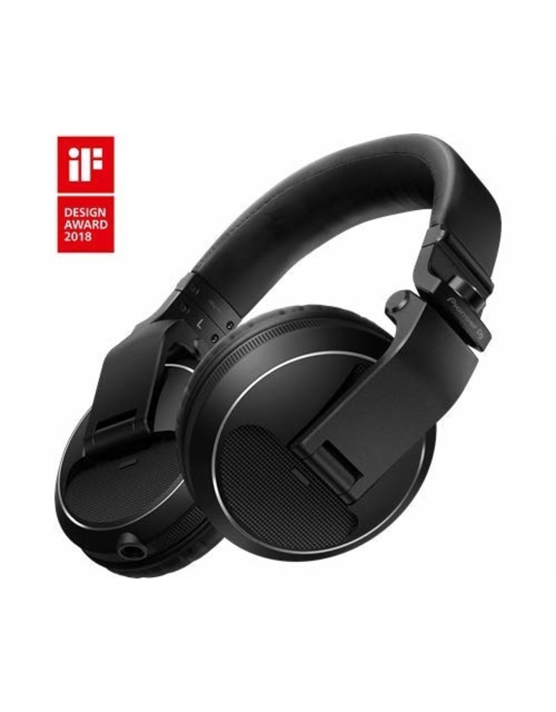 PIONEER HDJ-X5 HEADPHONES