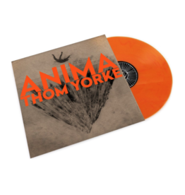 Thom Yorke ‎– Anima (Limited Orange Vinyl) 2LP