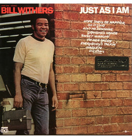 FS Bill Withers ‎– Just As I Am LP
