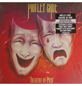 RK Motley Crue - Theatre Of Pain [LP]
