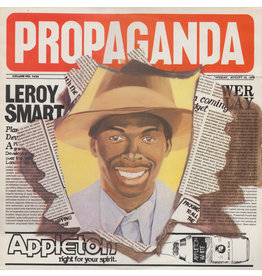 Leroy Smart - Propaganda LP