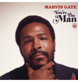 Marvin Gaye ‎– You're The Man CD