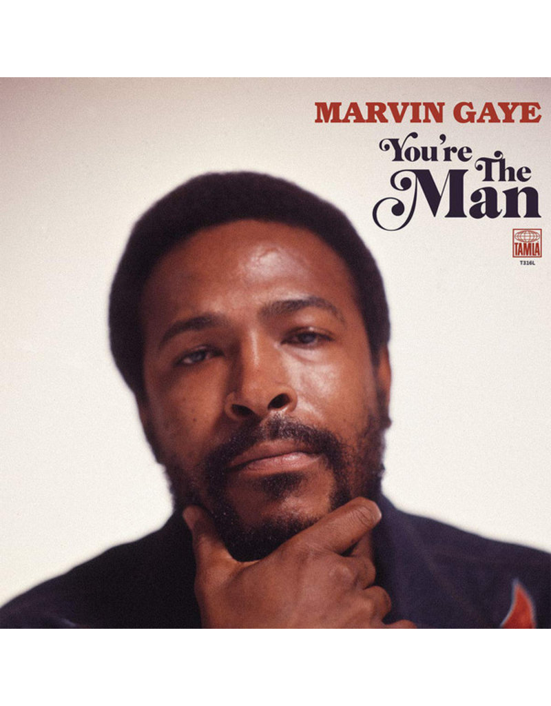 Marvin Gaye – You're The Man CD