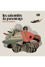 Los Orientales De Paramonga, Maximiliano Chávez – Fiesta En Oriente LP, Reissue