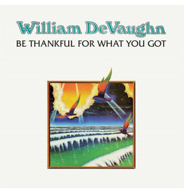 William DeVaughn ‎– Be Thankful For What You Got, LP, Reissue