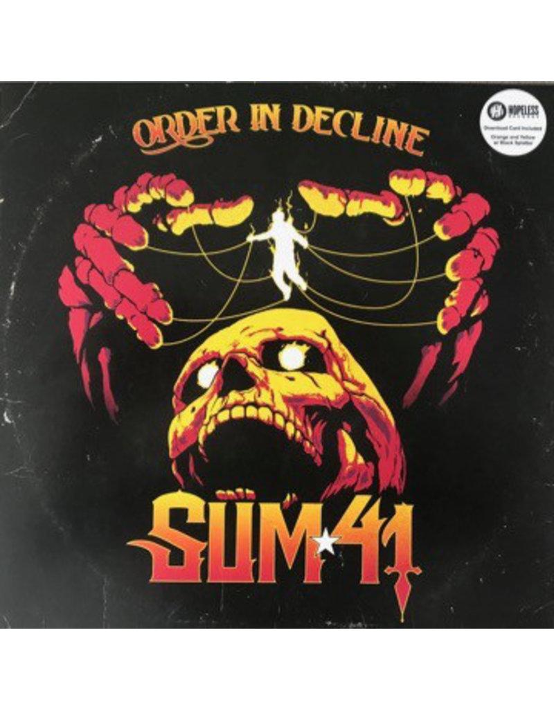 Sum 41 - Order In Decline LP (2019), Limited 4500