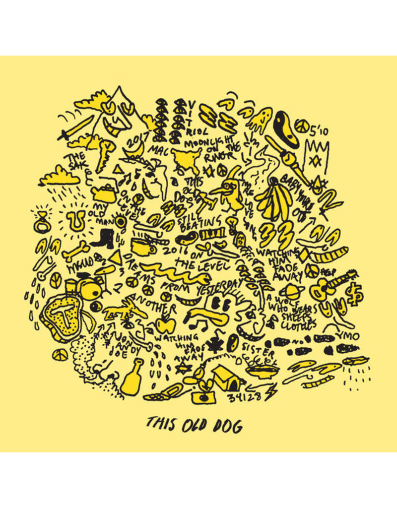 Mac Demarco ‎– This Old Dog LP